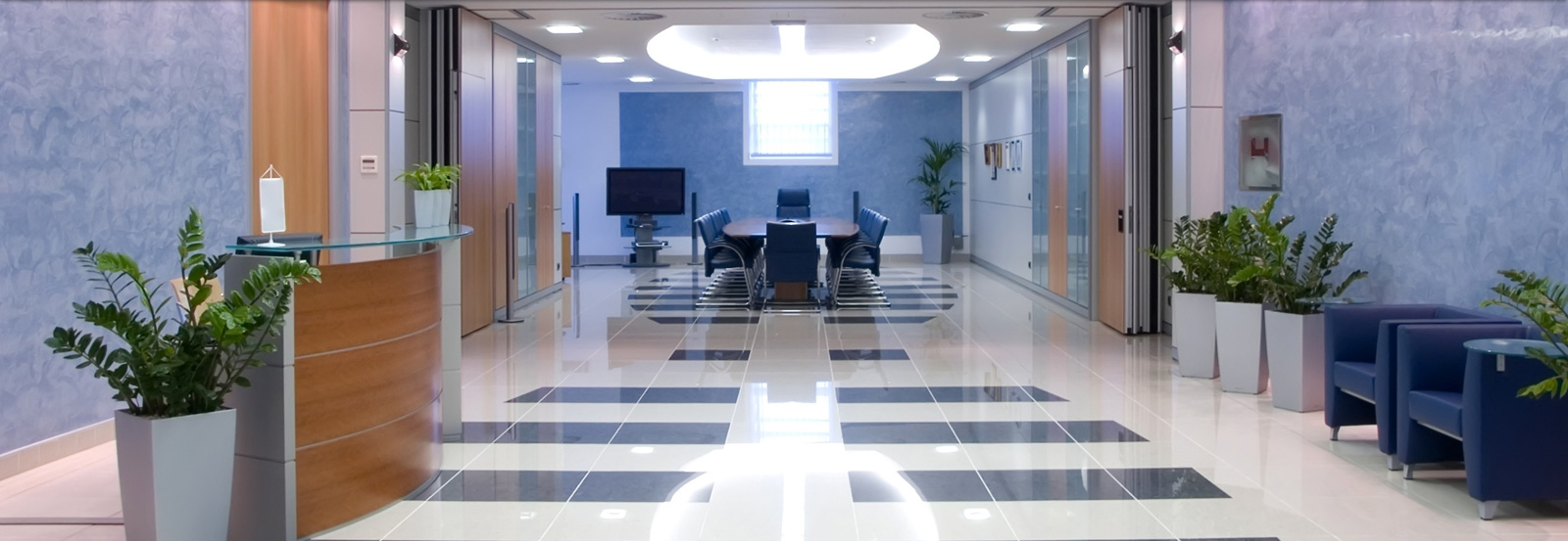 banner image to portray Commercial Office Cleaning and Janitorial Services