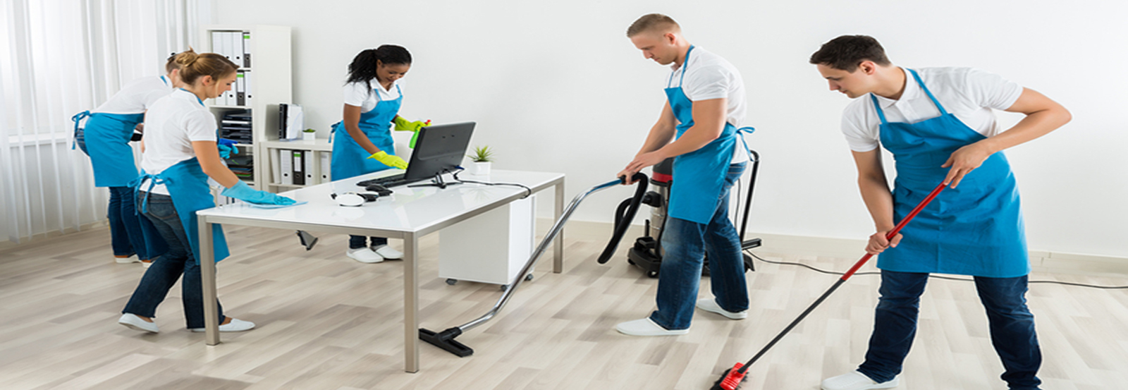 Commercial Janitorial Cleaning Services Lancaster County NE